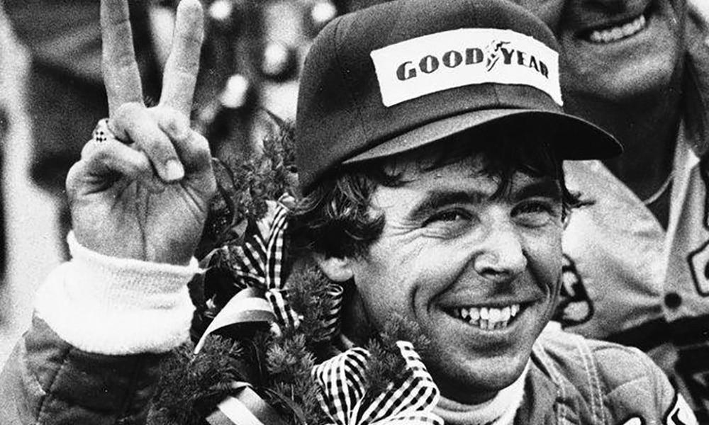 Rick Mears po Indy 500 w 1984 roku Andrew Twitter