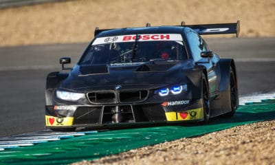 Robert Kubica DTM BMW M4 2019 Test 2