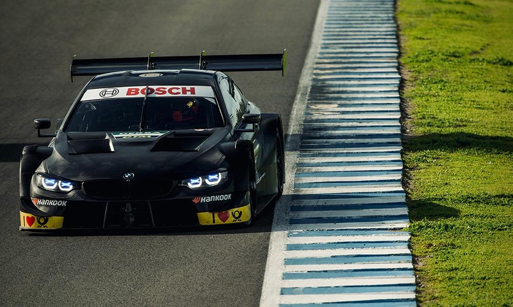 Robert Kubica DTM BMW M4 2019 Test
