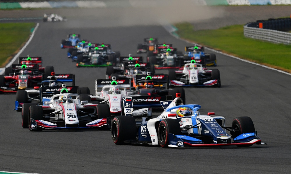 Super Formula 2019 Motegi GP
