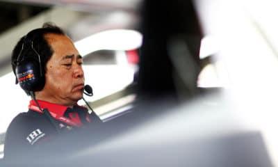 Toyoharu Tanabe Honda Red Bull 2019