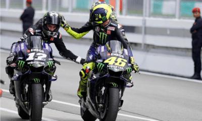 Graziano Rossi opinia Valentino Rossi Yamaha 2019
