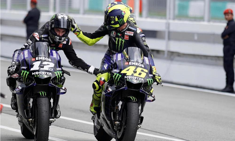 Valentino Rossi Yamaha 2019
