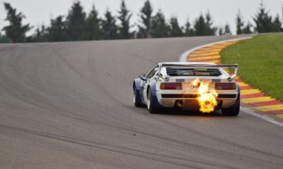 Dźwięk samochód drogowy a motorsport
