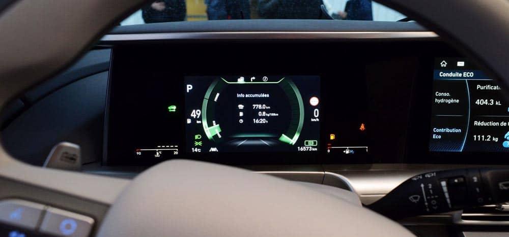 Bertrand Piccard Hyundai Nexo rekord świata wodór