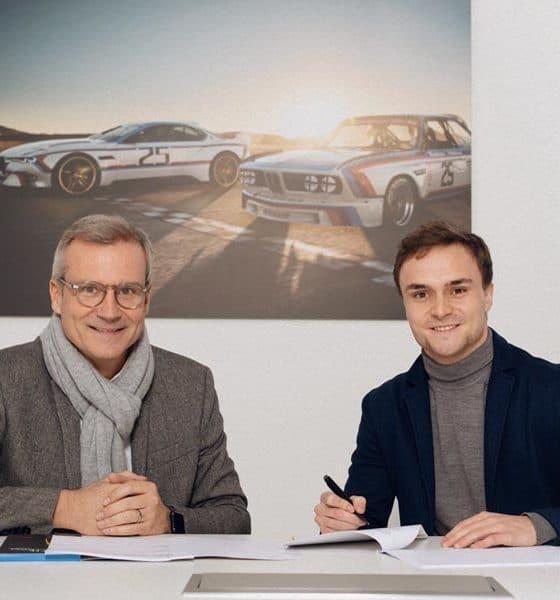 Lucas Auer BMW DTM 2020