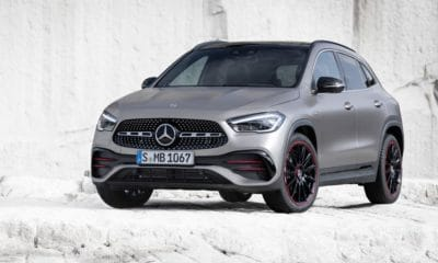 Mercedes-Benz GLA (2019)