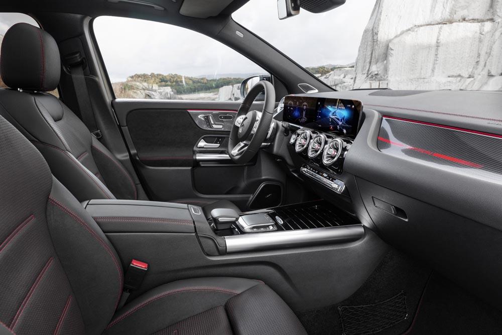 Mercedes-Benz GLA (2019)