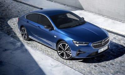 Opel Insignia lifting 2020