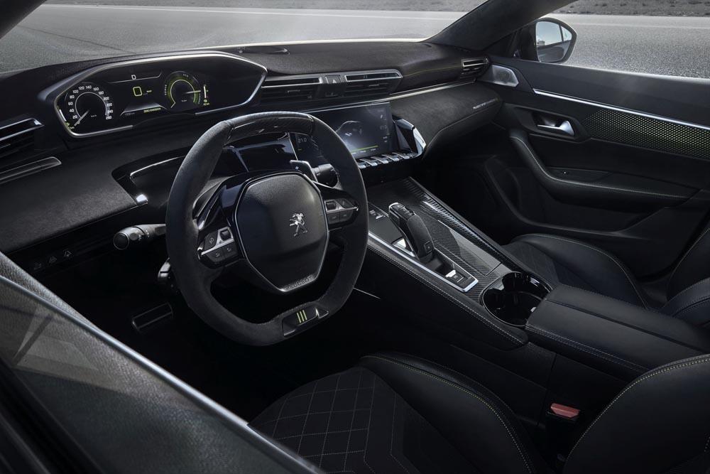 Peugeot 508 Sport Engineered Concept (2019)