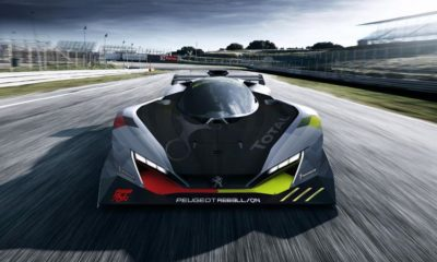 Peugeot Rebellion Hypercar 2022
