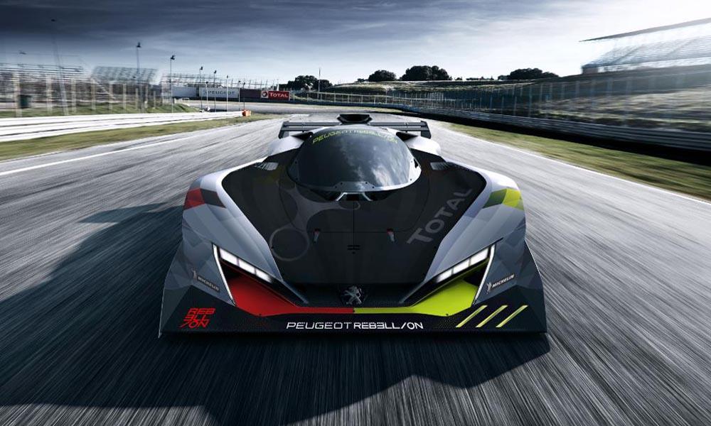 Peugeot Rebellion Hypercar 2022