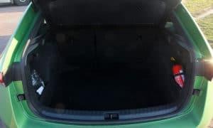 Škoda Scala bagażnik