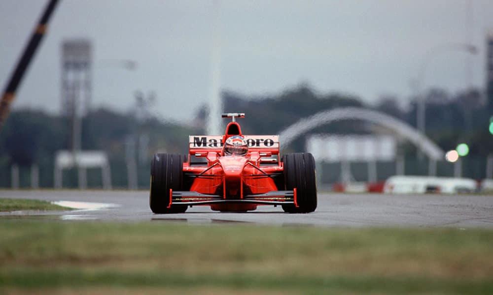 Argentyna Grand Prix 1998 Schumacher