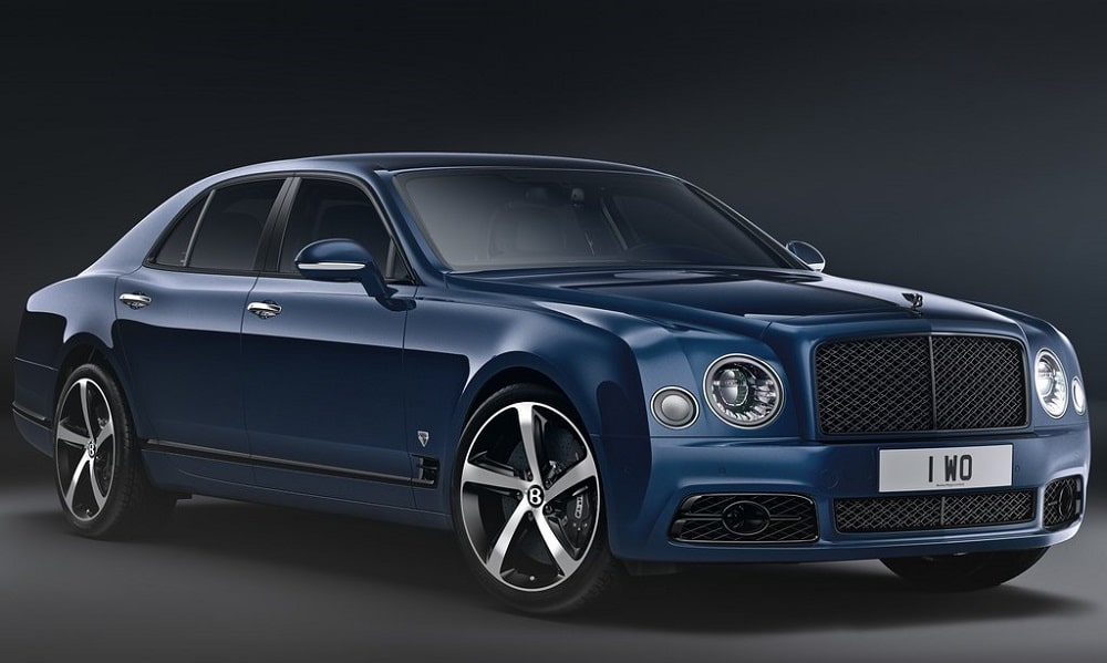 Bentley Mulsanne6.75 Edition by Mulliner