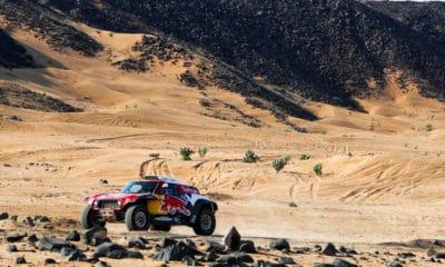 Dakar 2020 Carlos Sainz Shakedown