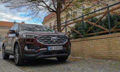 Ford Edge przód 1
