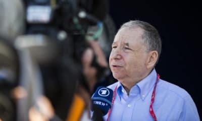 Jean Todt 2020 FIA Prezydent