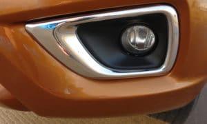 Nissan Navara światło
