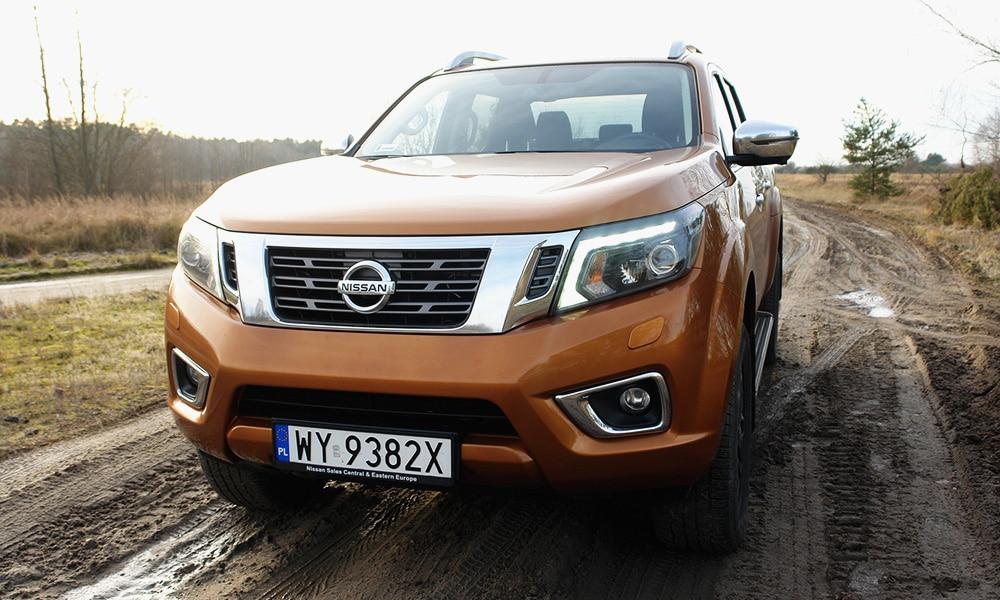 Nissan Navara 2.3 dCi - przód 2