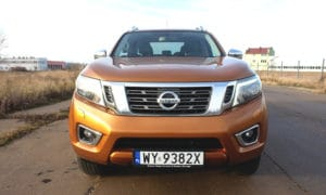 Nissan Navara 2.3 dCi - przód 3