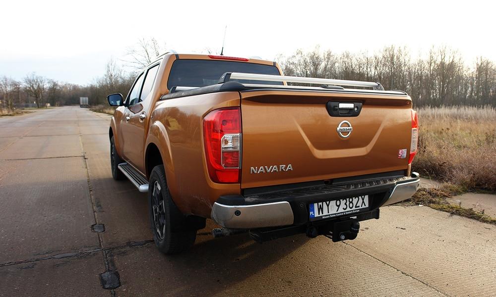 Nissan Navara 2.3 dCi - tył