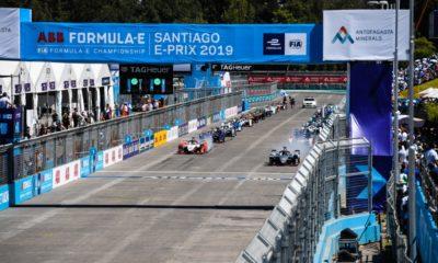 ePrix Santiago 2018 start FE