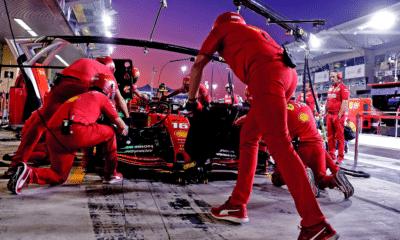 Scuderia Ferrari GP Bahrajnu 2019
