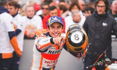 Marc Marquez Honda Repsol 2019