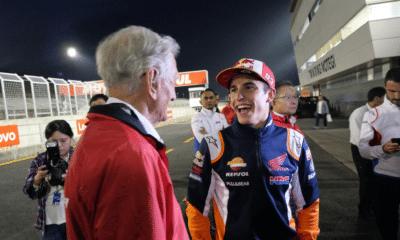 Mac Marquez Honda Racing