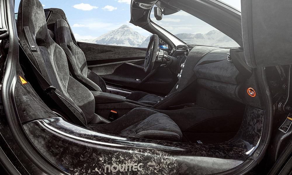 McLaren 720S Spider N-Largo