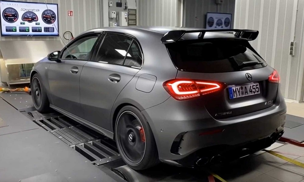 Mercedes-AMG A45 by Renntech