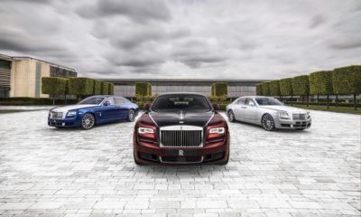 Rolls-Royce sprzedaż