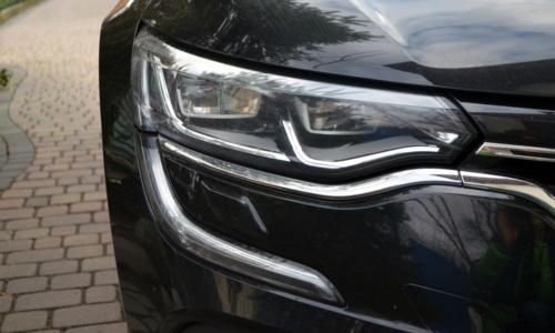 Renault Talisman Grandtour - przednia lampa