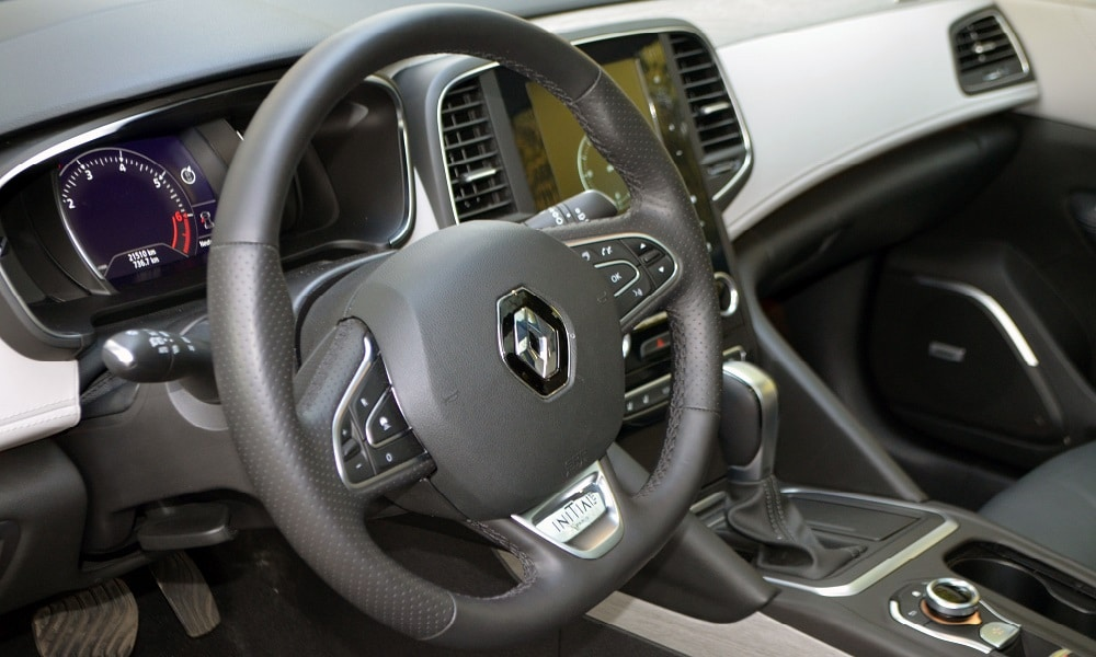 Renault Talisman Grandtour - wnętrze