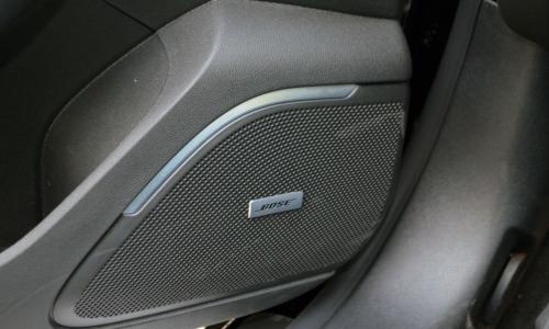 Bose car audio