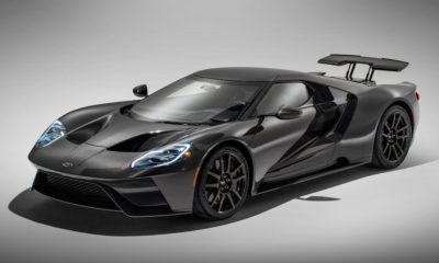 Ford GT Liquid Edition