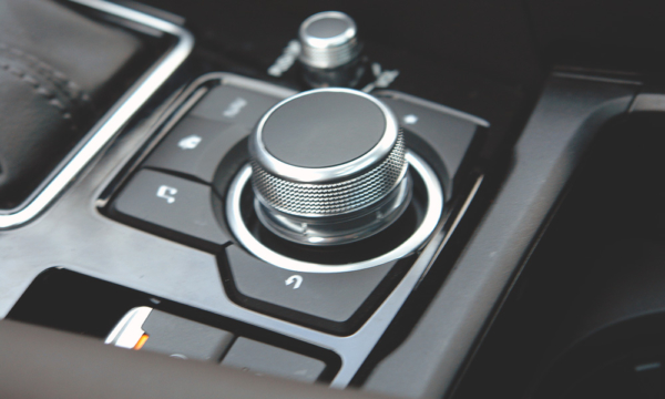 Mazda 6 Kombi SkyDREAM pokrętło