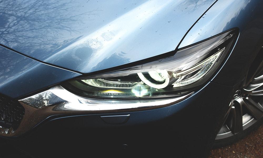Mazda 6 Kombi SkyDREAM przedni reflektor
