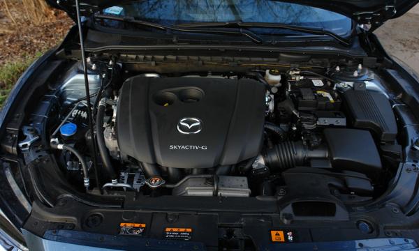 Mazda 6 Kombi SkyDREAM silnik