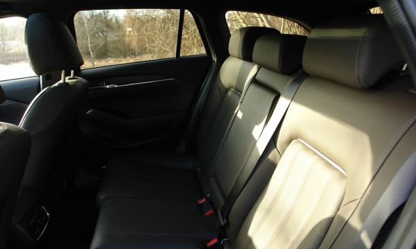 Mazda 6 Kombi SkyDREAM tylna kanapa