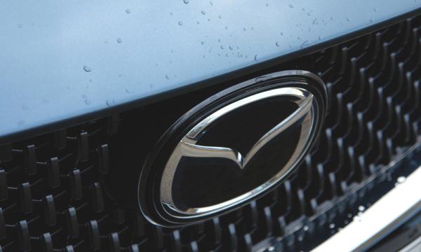 Mazda 6 Kombi SkyDREAM znaczek