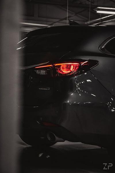 Mazda 6 Kombi Zieliński Photo 2020 tył
