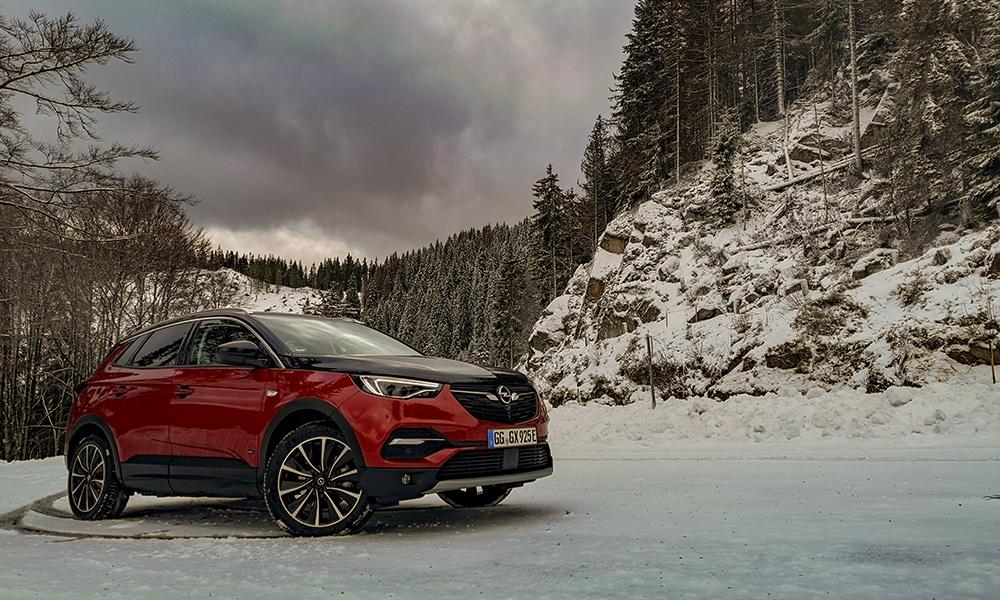 Opel Grandland X Hybrid4 300 KM
