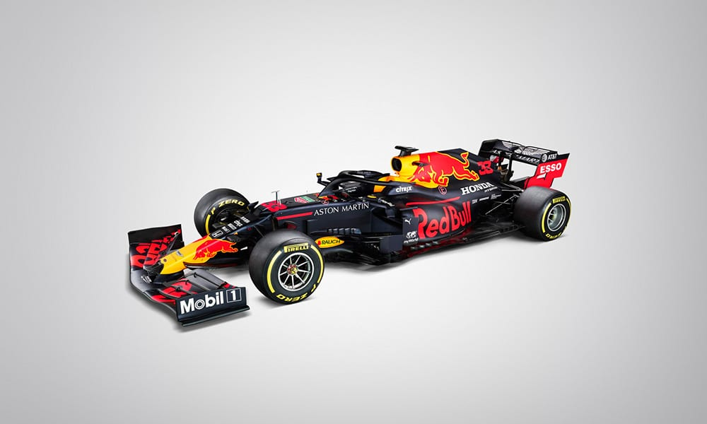 Red Bull Racing RB16 2020