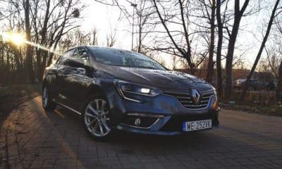 Renault Megane GrandCoupé TCE 2020 profil