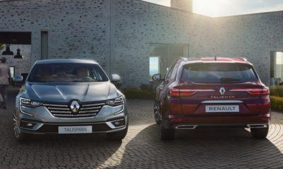 Renault Talisman FL