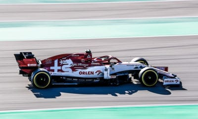 Robert Kubica PKN Orlen Alfa Romeo Racing Orlen C39 2020