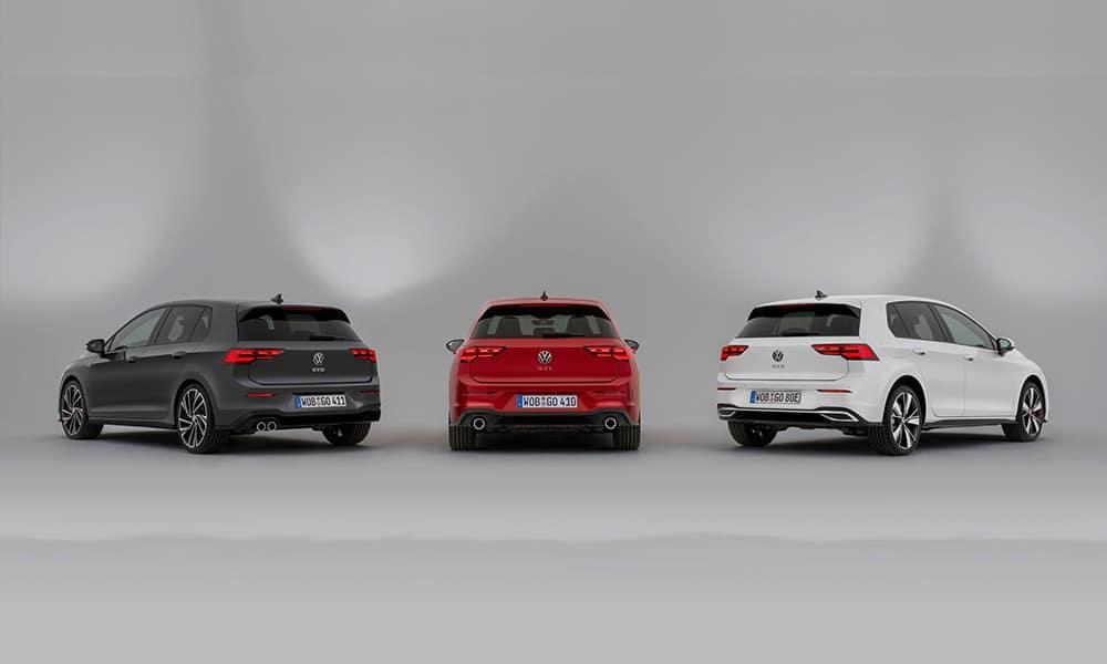 Volkswagen Golf GTI/GTE/GTD