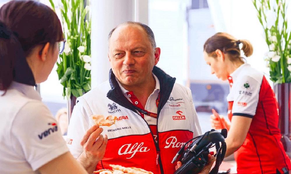 Frederic Vasseur PKN Orlen
